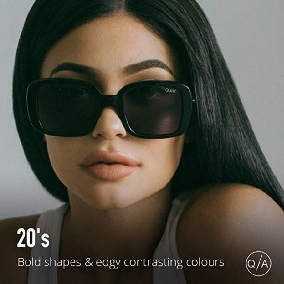 6fa59b707a QUAY X KYLIE 20s Sunglasses. NWT. Quay Australia